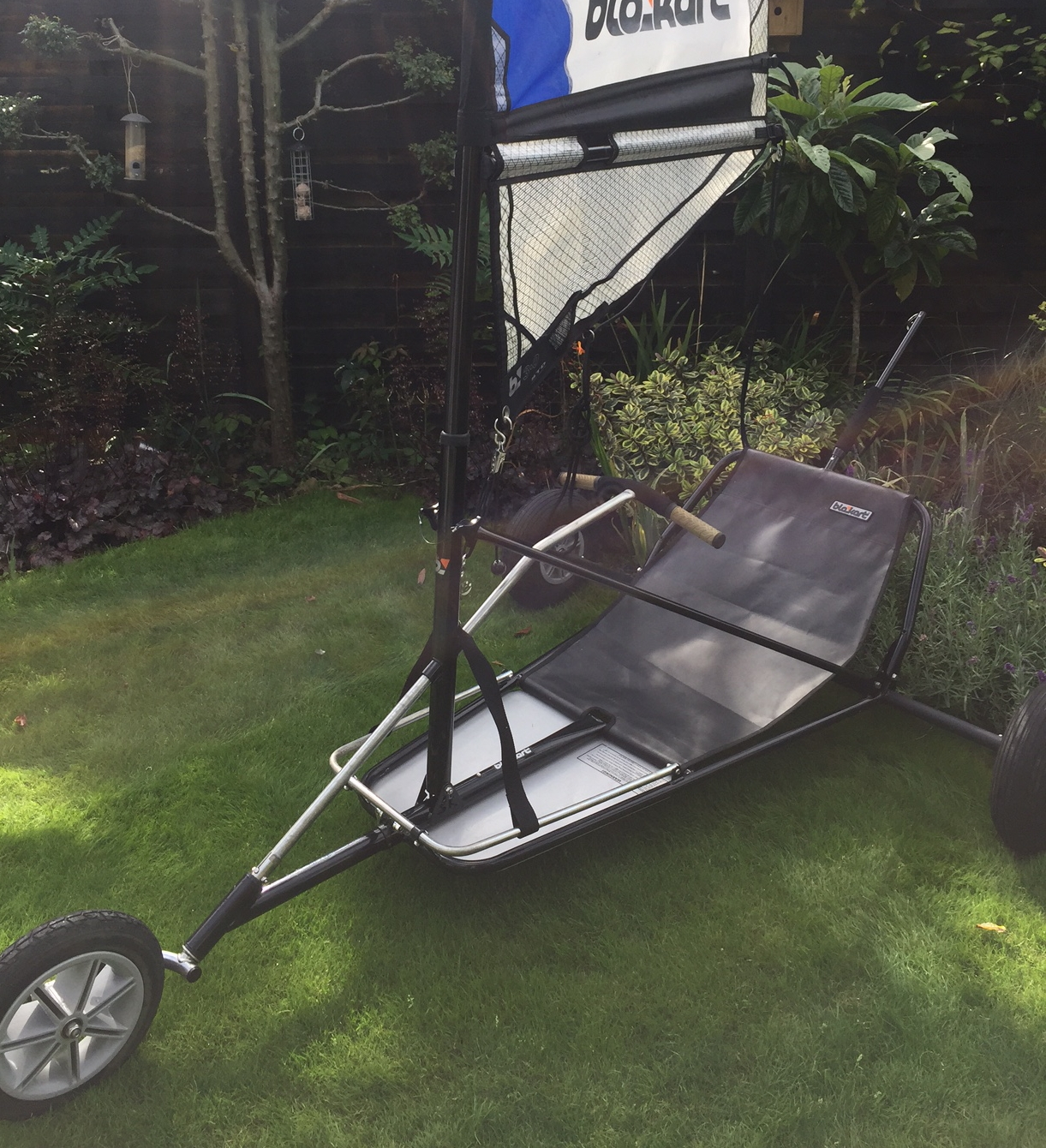 2005 Classic Kart with a 3m sail in very good condition